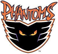 "Good news for the hockey starved, from Sarah Baicker.""The Comcast Network will air 5 Phantoms games: & Flyers Hockey, Hockey Logos, Sports Logos, Phantom Game, Phantom Power, Dji Phantom, American Hockey League, Philadelphia Sports, Team Mascots"