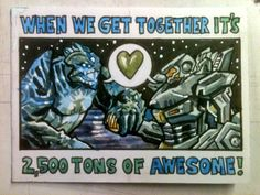 Cancel a Valentine's Day Apocalypse with Pacific Rim Cards