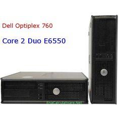 Calculatoare sh Dell Optiplex 755 = 299 lei ! Computere sh Dell Optiplex 755, Intel Core 2 Duo E6550, 2 Gb ram ddr2, 80 Gb Harddisk, DvdRom, Placa sunet, Placa retea Gigabit ...