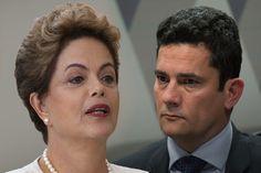 Por Dentro... em Rosa: Sérgio Moro: uma toga a serviço do gangsterismo e ...
