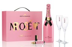 tag your moet rose