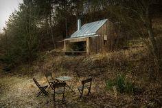 Tom's Hütte   raumhochrosen - Heike Schlauch