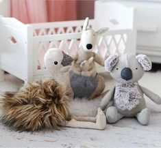 New has landed! 👏 You'll love these Aussie themed rattles and soft toys including Keith Koala, Eddie Emu and Kylie Kangaroo. Shop them now via The Little Kidz Closet Kids Stationery, Kids Z, Kids Boutique, Baby Rattle, Emu, Stylish Kids, Kid Styles, Decoration, Beautiful Dolls