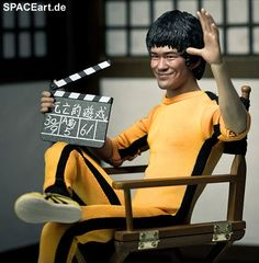 Mein letzter Kampf: Bruce Lee, Deluxe-Figur (voll beweglich)…