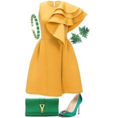 emerald & Gold