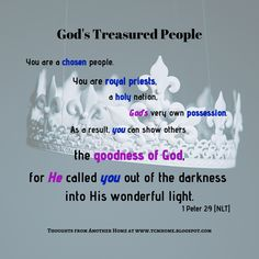 1st Peter 2, Priest, Bible Verses, Good Things, God, Thoughts, People, Dios, Scripture Verses