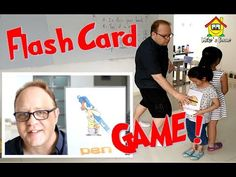 ESL Tips - Flash Card Game - Mike's Home - YouTube Two Letter Words, Vocabulary Flash Cards, Esl, English Games, Phonics Games, Teaching Techniques, Preschool Letters, English Vocabulary, Professional Development