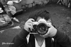 Mi pequeño fotográfo