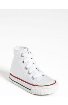 36cfcbf63b0 Converse All Star® High Top Sneaker (Baby