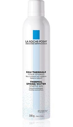 Todo sobre Agua Termal  de La Roche-Posay, un producto en el campo de Agua Termal por La Roche-Posay recomendado para Piel sensible  y deshidratada. Consejo experto gratuito