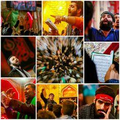 The Visitors of Imam Ali Holy Shrine for the Eleventh of Safar   #11Safar1437