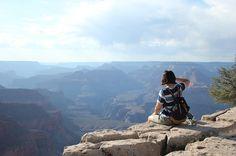YOON on Instagram: 2016.08.15 Grand Canyon National park - South Rim. Yaki point. #grand_canyon #그랜드캐년 #질리지않는자연 #Rim_trail #서부여행 #USA