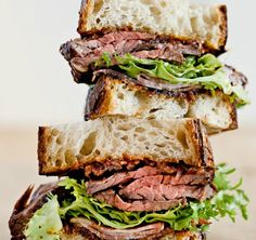 13 Seriously Awesome Steak Sandwiches  - Delish.com