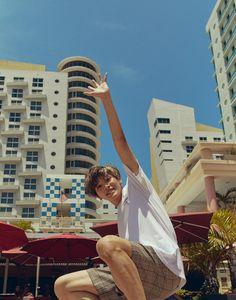 Taeyong in Miami