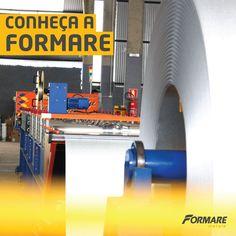 Venha nos visitar e conheça a excelência da Formare Metais. Entre em contato e agende sua visita pelo (31) 3824-0370.  #FormareMetais #Metal #Telha #Tapume #Cumeira #Comercial #Residencial #Industrial  #Rural #Obras #Cosntrução #Reforma #MinasGerais #Brasil