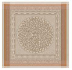 Pantheon Tablecloth, Vermeil