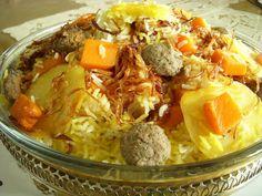 کدوحلوایی پلو Pumpkin Pilaf   Kadoo Halvayi Polo