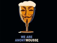 We are anonyMOUSSE