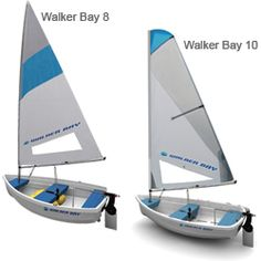 This is the sail kit for the row boat