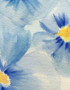 flower watercolor painting watercolor art flowers minimalist