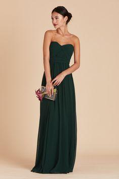 Birdy Grey Bridesmaid Dress Under  100 - Grace Dress in Emerald Peacock Bridesmaid  Dresses 98a85e67c54e