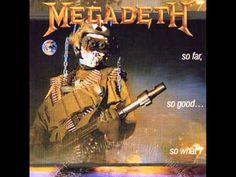 Megadeth - Set the World Afire (HQ) - YouTube