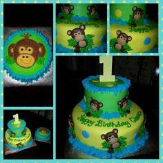 Ni Ho Kai Lan cake Danas Cakes beginner stage Pinterest