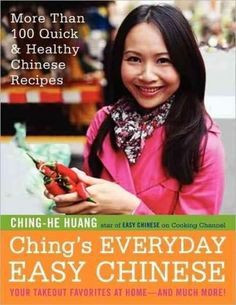 Enjoy fresh, simple, delicious, and satisfying Chinese food?including many takeout classics?without ever leaving home! With her trademark passion and deep appreciation for Chinese cooking, Cooking Cha