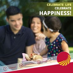 Celebrate Life... Celebrate Happiness!  #TehzeebBakers