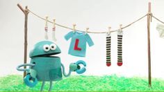 The Storybots Alphabet -- a series of 26 free videos that are educational and entertaining. Great for long trips!  #Kids #Apps #Storybots