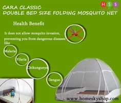 http://goarticles.com/article/Foldable-Mosquito-Nets-For-Bug-Free-Sleep/10053590/  Use Folding Mosquito Nets & Get Ride Of Bugs Easily  folding mosquito nets, medicated mosquito net, mosquito nets  It is easy now to get ride of deadly mosquitoes and a healthy life without the use of chemical products and this is possible with  the help of folding mosquito nets.