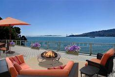 Spectacular gated estate located in Belvedere, CA