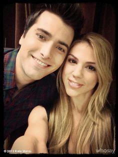 Freddie and Kate ♥