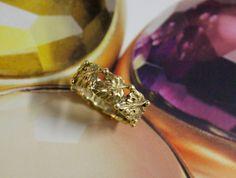 Federico Buccellati Anello Ring Oro 18 KT Foglie Classiche Gold 750 18 KT | eBay
