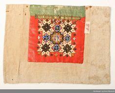 Star Patterns, Initials, Old Things, Museum, Diva, Throw Pillows, Hardanger, Divas, Museums