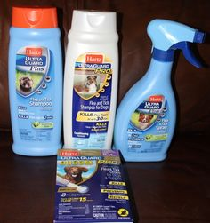 Flea & Tick products