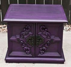 OMG we had this as a kid in our house! Purple
