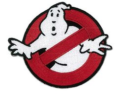 Ghostbuster Movie Embroidered Uniform Logo Costume Cool Patch