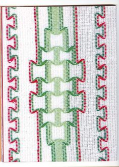 , Swedish Weaving Patterns, Bargello Needlepoint, Swedish Embroidery, Chicken Scratch Embroidery, Cat Cross Stitches, Monks Cloth, Weaving Designs, Hello Kitty Wallpaper, Bead Loom Patterns