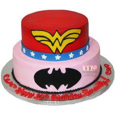 ABC Cake Shop & Bakery - Best Bakery in Albuquerque Girl Birthday Themes, Bday Girl, Superhero Birthday Party, Little Girl Birthday, Birthday Ideas, 5th Birthday, Birthday Parties, Wonder Woman Cake, Wonder Woman Birthday