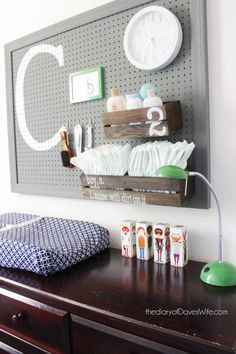Creative Nursery Organization Ideas - Project Nursery