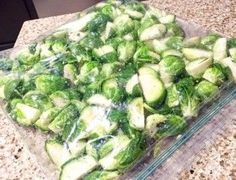 5 Million View Brussels Sprouts Recipe!
