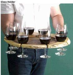 Glass Holder - Ingenuis!