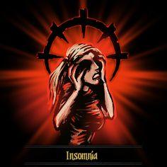 Insomnia Affliction Darkest Dungeon style by CyberII.deviantart.com on @DeviantArt