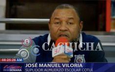 26 Suplidores Del Almuerzo Escolar Se Fueron A Huelga En La Provincia Sanchez Ramirez