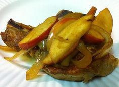 Pork Chops with Apples - What's Cooking with Jim