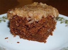 Pamela S German Chocolate Cake