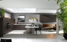 Modern Kitchen Designs Within Modern Kitchen Design Ideas With French Theme
