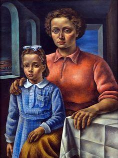 Composición (1937) Antonio Berni