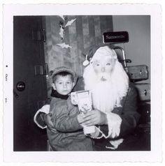 Disturbing Santa Photos...